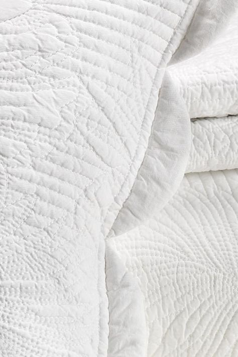 Personal Quilting Goal Hand Quilt A White On White Quilt White