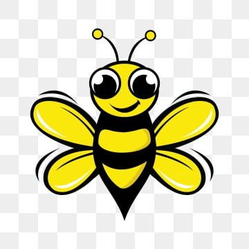 Bee Logo Design Concept Abstract Creative Bee Icon Bee Clipart Logo Icons Creative Icons Png And Vector With Transparent Background For Free Download In 2020 Bee Icon Bee Art Photo Logo Design