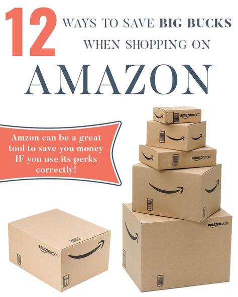 Saving Money While Shopping on Amazon » One Beautiful Home