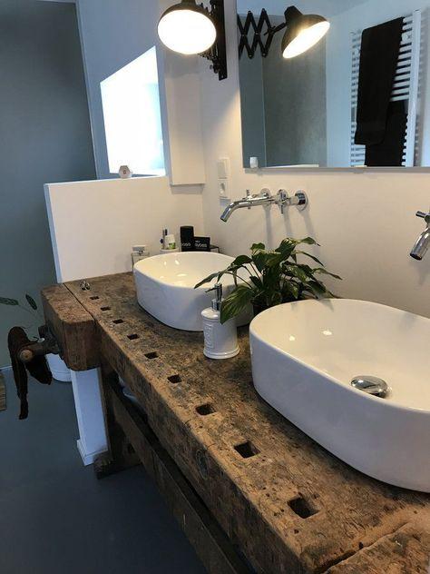 Hobelbank Waschtisch In 2019 Badezimmer Badrenovierung