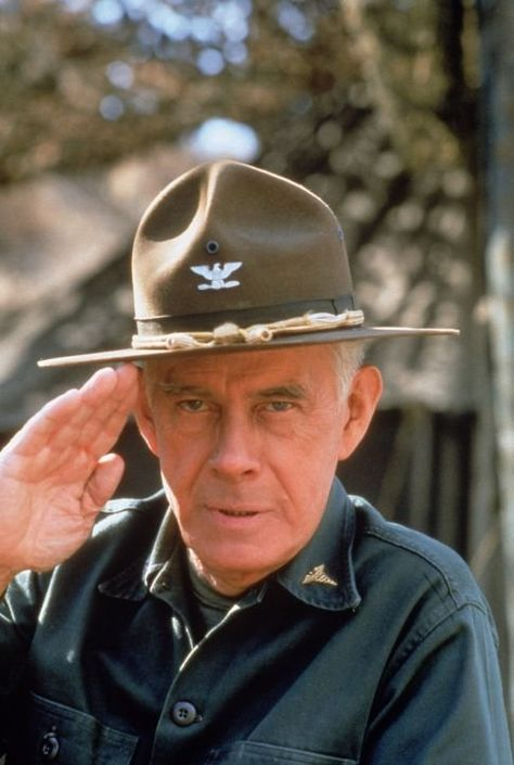 Harry Morgan  -- Mash (TV), The Ox Bow Incident - TV actor for over 50 years played with Spring Byington and Betty White years ago - also starred in soap operas of yesteryear.