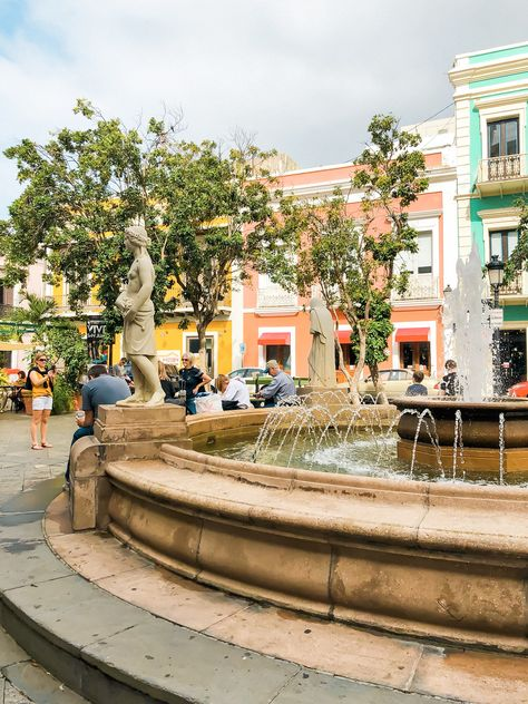 24 HOURS IN OLD SAN JUAN - A Holiday Away