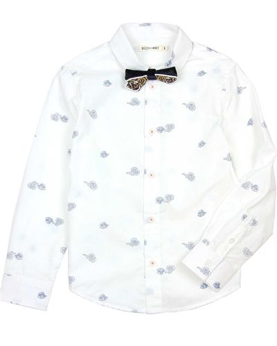 Billybandit Boys T-Shirt with Stripes Sizes 3-10