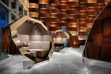 Baku Hotel Lobby Seating Baku Hotels Hotel Interiors Marriott Hotels