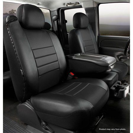 1998 on SUZUKI JIMNY FRONT /& REAR CAR FULL SET SEAT COVERS CLOTH BLACK