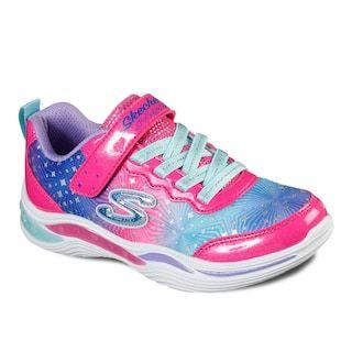 Skechers® S Lights Power Petals Girls