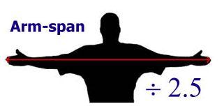 bow draw length