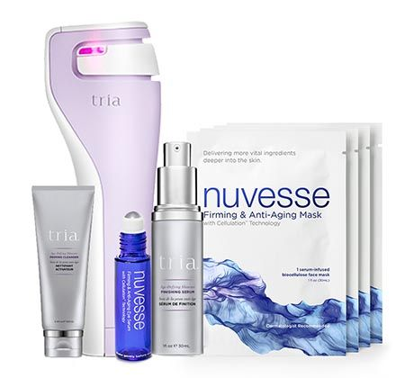Smoothbeauty Laser Age Defining Deluxe Kit Tria Beauty Buy The Small Travel Size For Eye Area First Tria Beauty Anti Aging Mask Travel Size Products