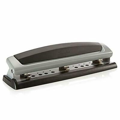 Hole Puncher Adjustable Precision Pro 2-3 10 Swingline Desktop Hole Punch
