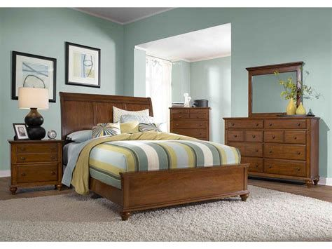 Retro Bedroom Furniture Sets Broyhill Furniture Walnut Bedroom