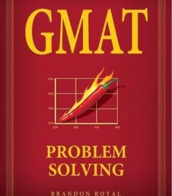 Gmat Problem Solving Pdf Problem Solving Math Books Study Skills