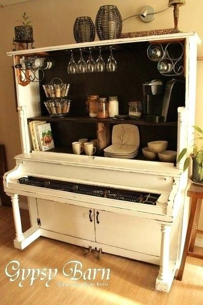 Diy Piano Into Bar I Bet You Think That Its Possible To A Piano