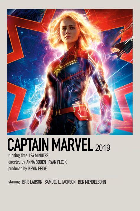 Captain Marvel by Jessi