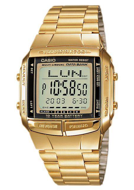 Chronograph Db 360gn 9aef Digitaluhr Retro Uhren Und Casio Uhr