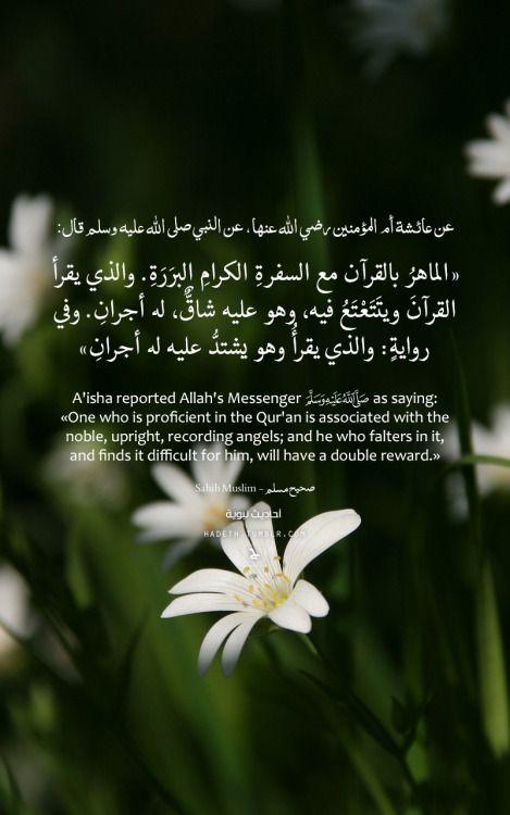 فضل القرآن Hadith Islamic Caligraphy Islam