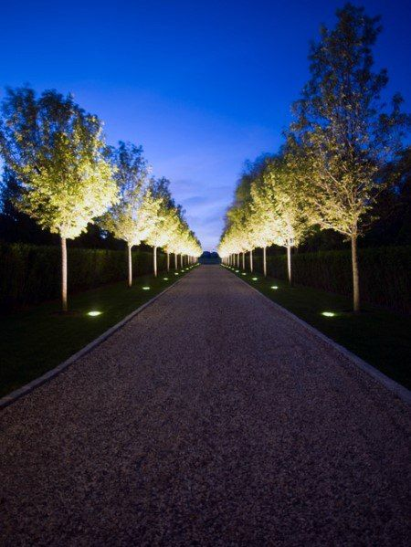 Top 40 Best Driveway Lighting Ideas Landscaping Designs Outdoor Landscape Lighting Driveway Lighting Outdoor Pathways