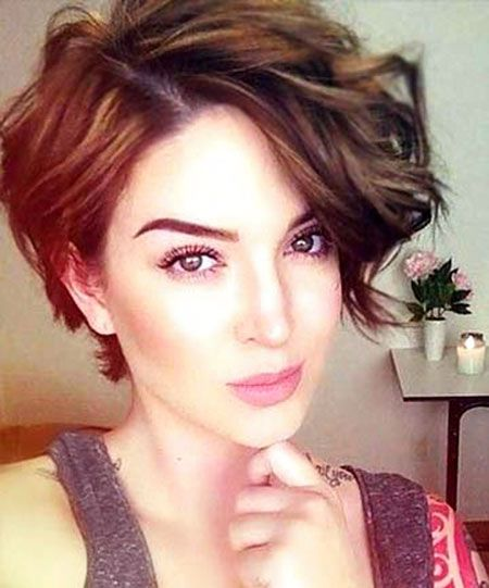 20 Short Hair For Wavy Hair Hair Did Frisuren Fur Welliges Haar