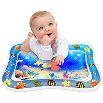 Bkids 003797 Play Mat Adjustable Amazon Co Uk Baby Water Mat Baby Tummy Time Best Baby Toys