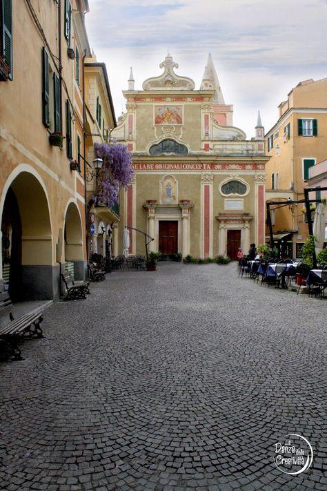 Travel and Explore: Italy, Pietra Ligure, Liguria, Riviera di Ponente - Post & Pics by Rita Bellussi, La Danza della Creatività