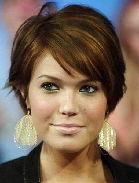 List Of Pinterest Long Bob Thick Hair Wavy Round Faces Pixie Cuts
