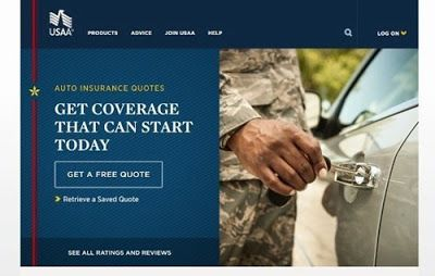 Usaa Auto Insurance Usaa Car And Auto Insurance Quotes Online