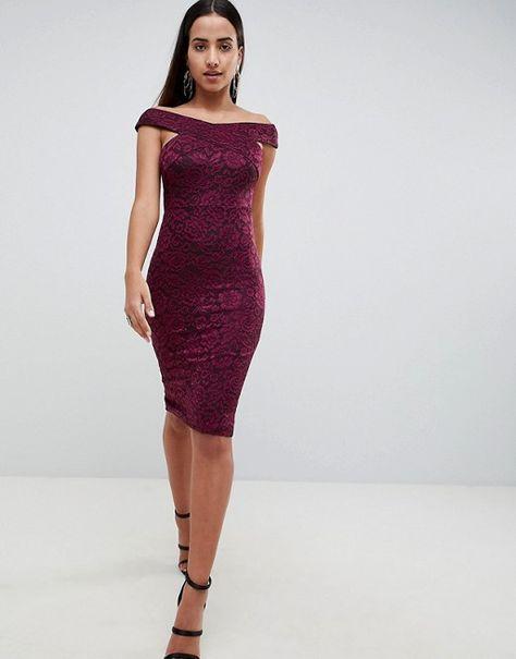 1cff214c image.AlternateText. image.AlternateText. More information. AX Paris Lace  Pencil Dress