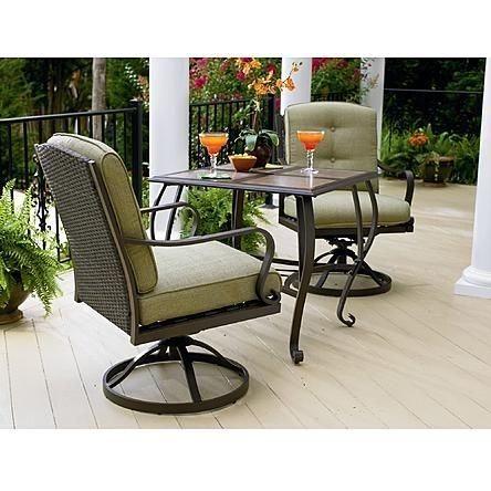 La Z Boy Peyton Patio Furniture Outdoor Dining Furniture Patio Furniture Replacement Cushions Resin Patio Furniture