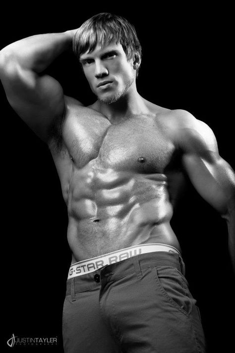 Adam Fletcher by Justin Tayler