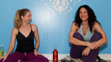Love Yoga High NYC! And can't wait to do the 200 hr teacher training.