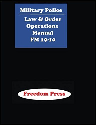 fm 19 10 military police operations, Books PDF | Library