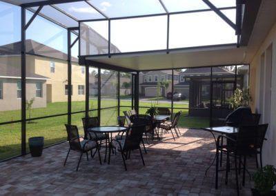Patio Screen Enclosures Porches And Lanais Patio Screen Enclosure Patio Screen Enclosures