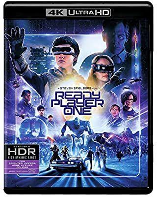 Ready Player One 4k Ultra Hd Blu Ray Donald De Line Adam Somner Kristie Macosko Krieger Daniel Ready Player One Player One Adventure Movies