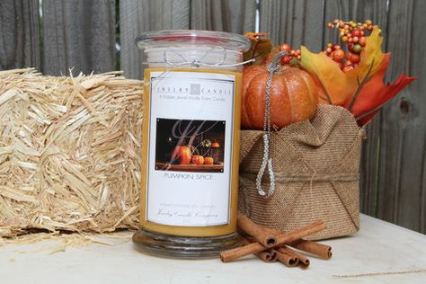 This is the candle all of you guys have been waiting for! A wonderful Blend of cinnamon & clove with vanilla & very light on the coconut.    This candle smells amazing and will make your home smell delicious all this fall season! Rest assured I'll be burning this scent from now till early December! I just adore it!    I am sure this will sell out fast so be sure to get yours today.