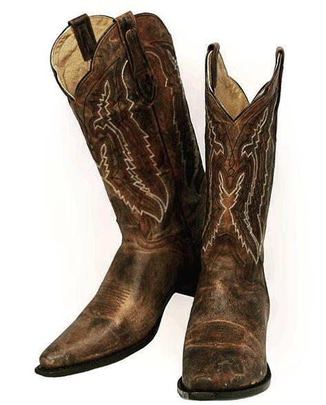 mens J.B. Dillon Goat Snip Toe Size...