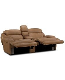 Sensational Felyx 97 3 Pc Fabric Power Reclining Sofa With 2 Power Machost Co Dining Chair Design Ideas Machostcouk