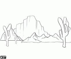 Africanas Para Pintar Paso A Paso Busqueda De Google Paisaje De Desierto Maquetas De Ecosistemas Paisajes Naturales Dibujo
