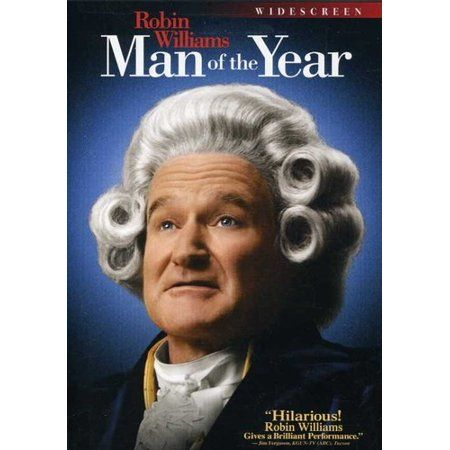 Man Of The Year 2006 Dvd Walmart Com In 2021 Robin Williams Robin Williams Movies Full Movies Online Free