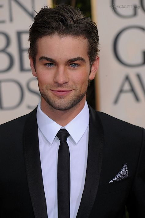 You're too pretty for me, Chace Crawford. But I like you anyway. <3