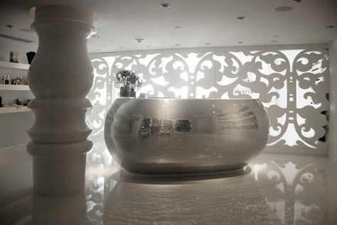 Mondrian South Beach Hotel Spa Miami 2008 Lubrano Ciavarra Architects