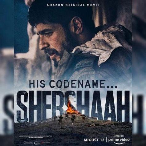 Shershaha Is a Patriotic War Film in Bollywood