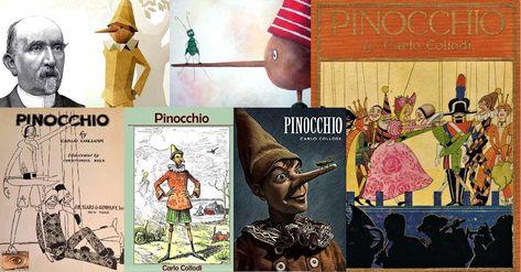 Happy Belated Birthday, Italian Children's Author Carlo Collodi! (Carlo  Lorenzini) 24 Nov. 182… | Children's author, Happy belated birthday,  Illustration
