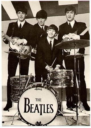On this day 4th April, 1964, British pop group The Beatles occupied the first five places in the US singles pop chart with Cant Buy Me Love, Twist and Shout, She Loves You, I Want to Hold Your Hand and Please Please Me. The Beatles are the best sell pop band in history, have had the most number one albums in the UK charts and have held the top spot longer than any other musical act