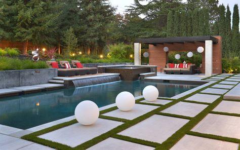 desain pinggiran kolam renang (dengan gambar)   pertamanan