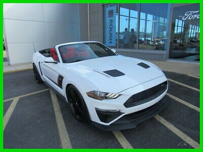 Ebay Advertisement 2019 Ford Mustang Gt Premium Roush Stage 3