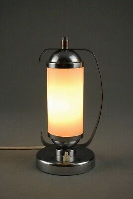 1930s Desk Table Lamp Art Deco Modernist Bauhaus Industrial