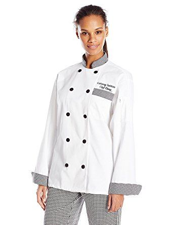 Uncommon Threads Unisex Newport Chef Coat