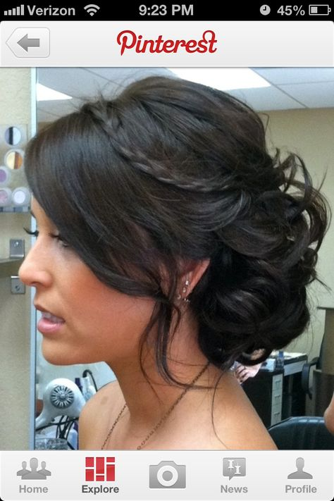 Love this look, however may be a little to loose to dance the night away