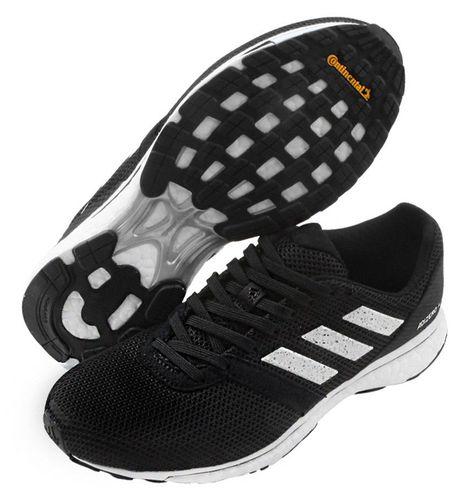 a6de719750c adidas Adizero ADIOS Women s Running Shoes Black Fitness Gym Walking NWT  B37377  adidas  RunningShoes