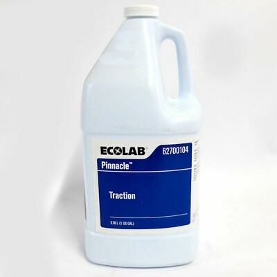 Sponsored Ebay Ecolab Pinnacle 62700104 Traction Floor Cleaner 1 Gallon Floor Cleaner Bathroom Cleaner Ebay