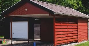 Building Plans For 24x30 Garage With 6 Ft Patio On One Side Google Search Carport Carport Addition Small House
